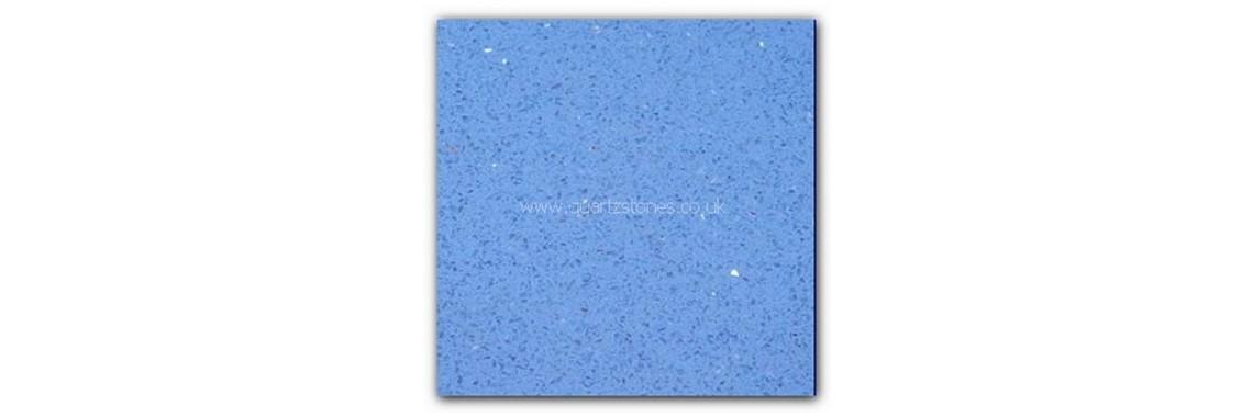 Classic blue sparkles chips tiles