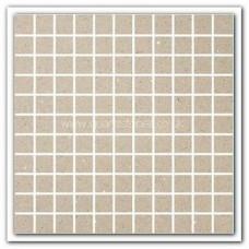 Gulfstone Quartz Essel beige glitter tiles 2.5x2.5cm
