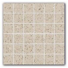 Gulfstone Quartz Essel beige glitter tiles 4.7x4.7cm