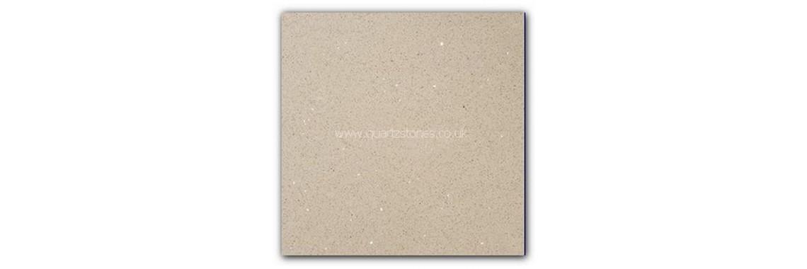 Essel beige sparkly mirror tile