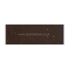 Gulfstone Quartz Mocha brown glitter tiles 150x250cm