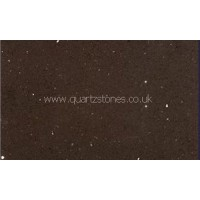 Gulfstone Quartz Mocha brown glitter tiles 30x60cm