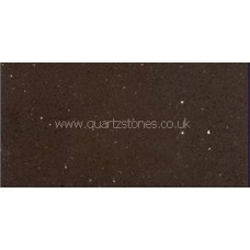 Gulfstone Quartz Mocha brown glitter tiles 60x40cm