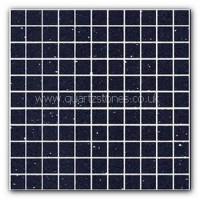 Gulfstone Quartz Sapphire glitter tiles 2.5x2.5cm
