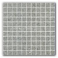 Gulfstone Quartz Silver grey glitter tiles 2.5x2.5cm
